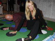 Heidi Klum : Renversante de beauté et déjantée en plein Twister !