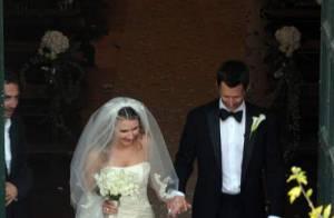 REPORTAGE PHOTOS : Découvrez tout le bonheur de Beverley Mitchell à son mariage avec Jessica Biel et Justin Timberlake... rayonnants !
