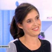 Carole Tolila des Maternelles enceinte: Elle annonce sa grossesse sur le plateau