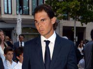 Rafael Nadal en deuil : Emu avec sa chérie Xisca aux obsèques de son grand-père