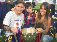 Lionel Messi papa : Sa belle Antonella a accouché de leur 2e enfant