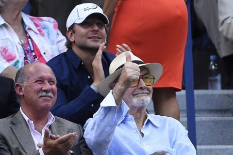 US Open : Sean Connery amaigri au côté d'un Drake désabusé