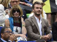 Anna Wintour charmée par David Beckham, malgré la déception de l'US Open