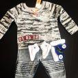 Aurélie Van Daelen, enceinte de cinq mois : Elle dévoile déjà la garde-robe de son bébé ! Septembre 2015.