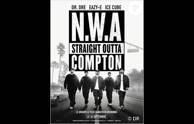 Affiche du film N.W.A - Straight Outta Compton