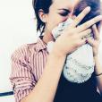 Odette Annable et sa fille Charlie Mae / photo postée sur Instagram.