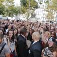 """Exclusif - La 5 ème édition du festival """"Les Écrans de L'Humour"""" à Marseille le 12 septembre 2015"""