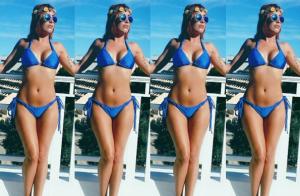 Gaëlle (Les Ch'tis) : Sexy en bikini à Ibiza, la bombe profite de son célibat !