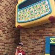 Melissa Joan Hart a passé la journée en famille à Disney pour le troisième anniversaire de son fils Tucker / photo postée sur Instagram.