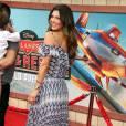 """Ali Landry - Première du film """"Planes 2 : Fire & Rescue"""" à Hollywood, le 15 juillet 2014."""