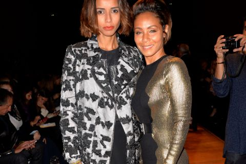 Fashion Week : Sonia Rolland, Jada Pinkett Smith et Audrey Pulvar, modeuses chic