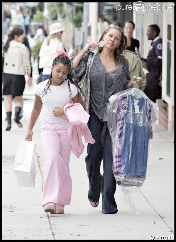 Vanessa Williams et sa fille