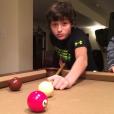 Caleb Bratayley pose sur Instagram 2015