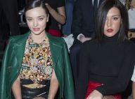 Fashion Week : Adèle Exarchopoulos, Miranda Kerr... exquises chez Louis Vuitton