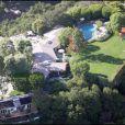 La résidence à Pacific Palisades à Los Angeles de Jennifer Garner et Ben Affleck