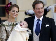 Baptême de Nicolas de Suède : Madeleine radieuse, Carl Philip encore parrain !