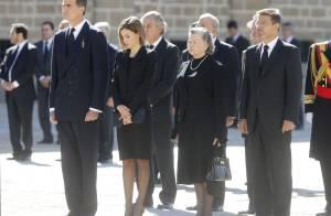 Mort de Carlos de Bourbon-Siciles:La famille royale en deuil avec Anne d'Orléans