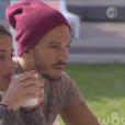 Coralie, Jonathan et Nicolas dans la quotidienne de Secret Story 9, le lundi 12 octobre 2015