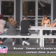 Les habitants divisés en deux clans dans la quotidienne de Secret Story 9, le lundi 12 octobre 2015
