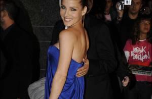 REPORTAGE PHOTOS : Elsa Pataky, la robe de la soirée... trop bien portée !