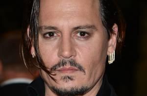 Johnny Depp en course pour l'Oscar :
