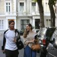 Kelly Brook et Danny Cipriani