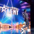 Babou Flex, dans  La France a un incroyable talent  (saison 10, épisode 1), le mardi 20 octobre 2015 sur M6.