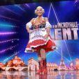 Joy a proposé un numéro coquin, dans  La France a un incroyable talent  (saison 10, épisode 1), le mardi 20 octobre 2015 sur M6.