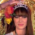 Ena Kadić sacrée Miss Autriche 2013 / image extraite d'une vidéo postée sur Youtube par le compte officiel du comité Miss Autriche.