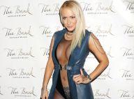 Kaya Jones : L'ex-Pussycat Doll sort le grand jeu en transparence à Vegas