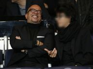 Pascal Obispo, papa comblé devant un PSG triomphant