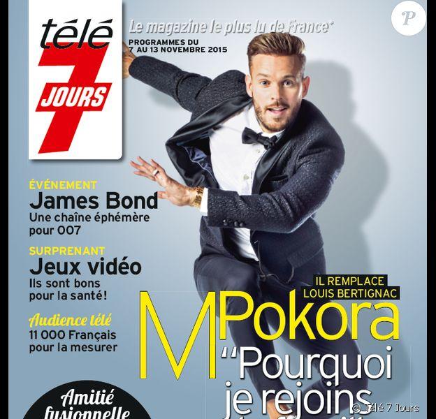 Télé 7 Jours - édition du lundi 2 novembre 2015.