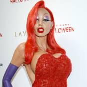 Heidi Klum : Métamorphose irréelle pour Halloween, elle devient Jessica Rabbit