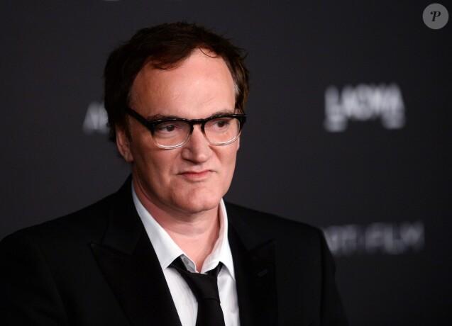 "Quentin Tarantino - Soirée ""LACMA Art + Film Gala"" à Los Angeles le 1er novembre 2014."
