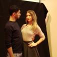 EnjoyPhoenix était l'une des stars les plus attendues du Video City, salon à Paris Expo les 7 et 8 novembre 2015. Ce dimanche, elle était toujours aussi pétillante