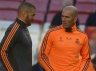 """Karim Benzema et la sextape : """"Très touché"""", Zinedine Zidane lui a parlé..."""
