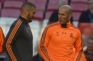 Karim Benzema et la sextape :