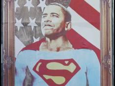 REPORTAGE PHOTOS : Barack Obama... c'est Superman !