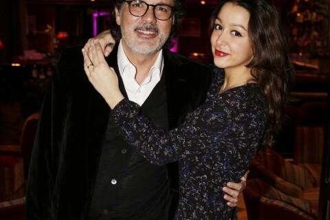 Christopher Barratier, jeune papa fier avec sa superbe fille, Violette