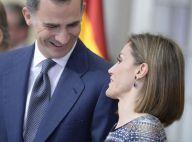 Letizia et Felipe VI d'Espagne : Royale fête du sport au Pardo !
