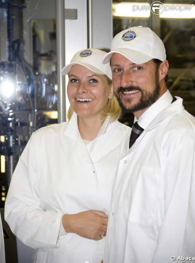 La princesse Mette-Marit et le prince Haakon de Norvège ont fait le tour du Telemark en un jour !