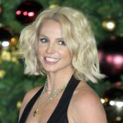 Britney Spears : Une Mère Noël enjouée à Las Vegas...