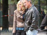 REPORTAGE PHOTOS : Victor et Ashley, couple star des Feux de l'amour, en plein câlin dans Paris ! Toutes les photos