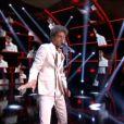 Mathieu Delaplace, dans  Incroyable Talent 2015  (demi-finale) sur M6, le mardi 24 novembre 2015.