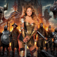 Mariah Carey est la nouvelle égérie du jeu Game Of War / photo postée sur Instagram au mois de novembre 2015