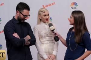 Gwen Stefani déclare sa flamme à la télé :