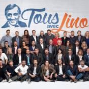 Jean Dujardin, Patrick Bruel, François Cluzet... Tous avec Lino !