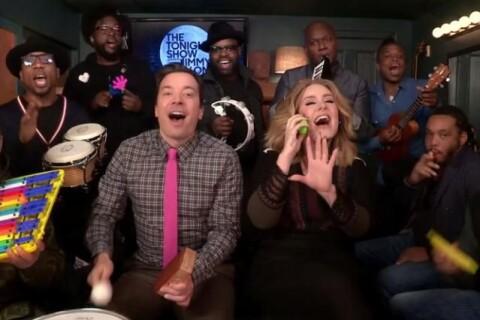 Adele : Tous ces millions gagnés l'an dernier... sans travailler !