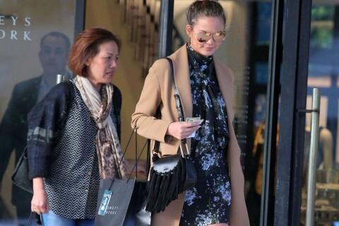 Look de la semaine: Chrissy Teigen enceinte, Selena Gomez et Rihanna s'accordent
