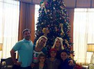 Britney Spears, assortie à sa nièce Maddie, fête Thanksgiving en famille